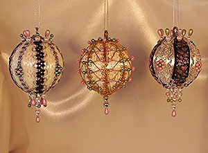 After Christmas Ornament Specials Pink