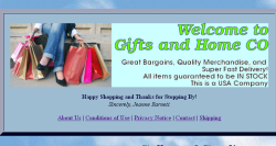Gifts and Home Co Home decor Personal care guaranteed to be IN STOCK