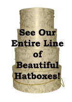 hatboxes hatbox hat box boxes